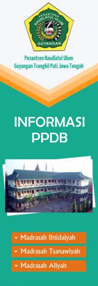 PPDB YPRU Guyangan