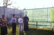 Peletakan Batu Pertama Kampus II Pesantren Raudlatul Ulum Guyangan