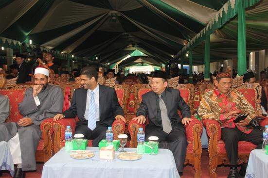 HUT Pesantren dan Haul Almaghfurulah KH. Suyuthi Abdul Qadir
