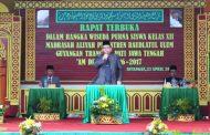 Wisuda Purna Siswa MA Raudlatul Ulum Guyangan Tahun Ajaran 2016-2017