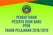 Penerimaan Peserta Didik Baru 2018/2019